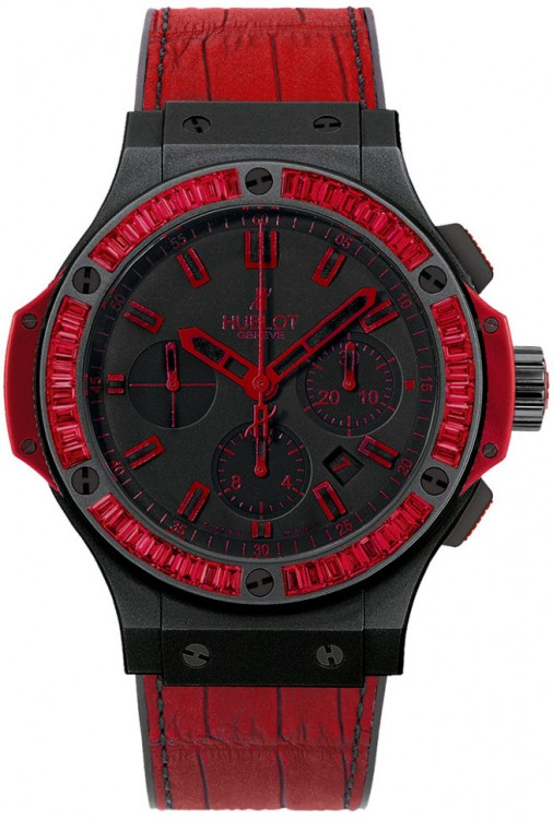 Hublot Big Bang All Black Red 301.CI.1130.GR.1902.ABR10