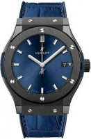 Hublot Classic Fusion Quartz Ceramic Blue 33 mm 581.CM.7170.LR