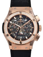 Hublot Classic Fusion Aerofusion King Gold Diamonds 45 525.OX.0180.LR.1104