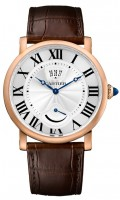 Rotonde de Cartier Watch Calendar Aperture and Power Reserve W1556252