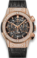 Hublot Classic Fusion Aerofusion King Gold Pave 45mm 525.OX.0180.LR.1704