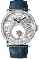 Rotonde De Cartier Fine Watchmaking Paved Watch HPI01199