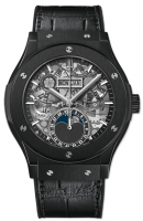 Hublot Classic Fusion Aerofusion Moonphase Black Magic 547.CX.0170.LR
