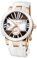Ulysse Nardin Functional Dual Time Executive Lady 246-10/30-05
