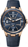 Ulysse Nardin Executive Dual Time 42 mm 242-20/43