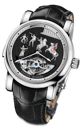 Ulysse Nardin Exceptional Alexander the Great 780-90