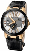 Ulysse Nardin Executive Dual Time 246-00-5/421