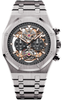 Audemars Piguet Royal Oak Offshore Tourbillon Chronograph Openworked 26347TI.OO.1205TI.01