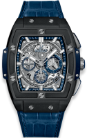 Hublot Spirit of Big Bang Ceramic Blue 42 mm 641.CI.7170.LR