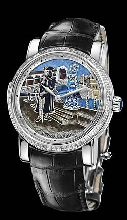 Ulysse Nardin Exceptional Carnival of Venice Minute Repeater 719-63BAG/VEN