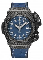 Hublot King Power Oceanographic 4000 Carbon Denim 48 731.QX.5190.GR