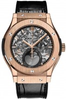 Hublot Classic Fusion Aeromoon Moonphase King Gold 517.OX.0180.LR