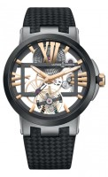 Ulysse Nardin Executive Skeleton Tourbillon 1713-139/02-BQ