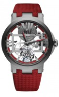 Ulysse Nardin Executive Skeleton Tourbillon 1713-139/BQ