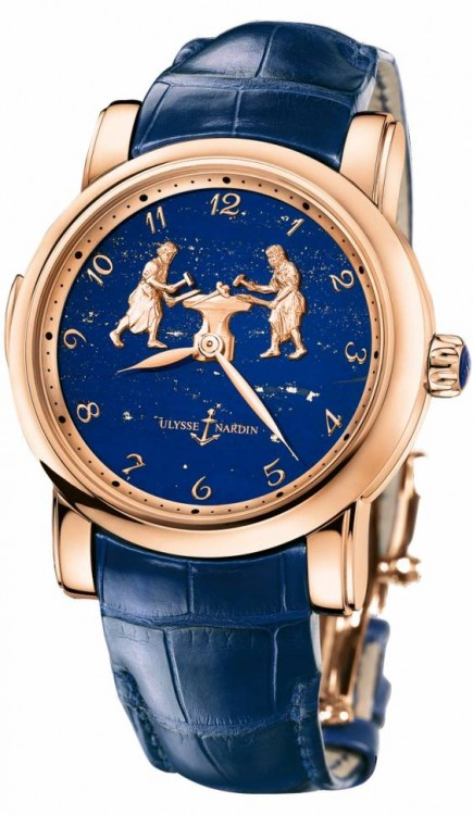 Ulysse Nardin Exceptional Forgerons Minute Repeater 716-61/E3