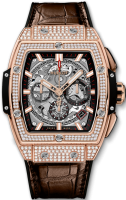 Hublot Spirit of Big Bang King Gold Pave 641.OX.0183.LR.1704