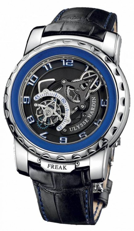 Ulysse Nardin Exceptional Freak 2080-115/02
