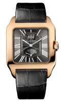 de Cartier Santos–Dumont Watch Calendar Aperture Power Reserve W2020068