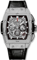 Hublot Spirit of Big Bang Titanium Pave 42 mm 641.NX.0173.LR.1704