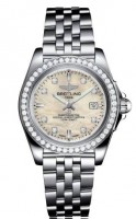 Breitling Galactic 32 Sleek Edition A7133053/A801/792A