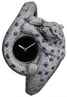 Cartier Creative Jeweled Watches High Jewelry Panthere Mysterieuse Watch HPI00979