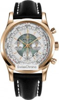 Breitling Transocean Chronograph Unitime rb0510uo/a733-1ld